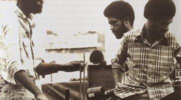 Internacionalização do Funaná