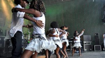 Dançar o Funaná